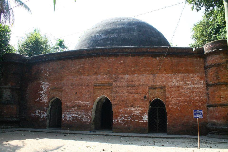 রণবিজয়পুর মসজিদ, বাগেরহাট।