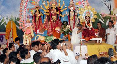 Kumari-Puja