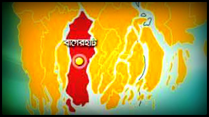 Bagerhat-map