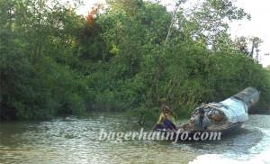 Fisherman-in-Sundarbans