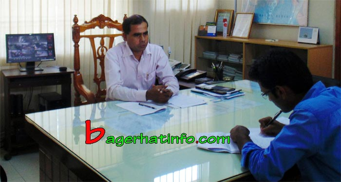Bagerhat-DC-Interview